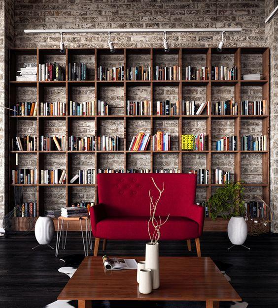 Libreria mon amour   Chiara Naseddu   Architecture-Interior ...